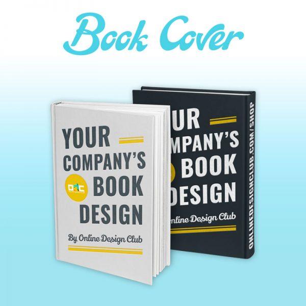Custom Book Cover Design - Online Design Club