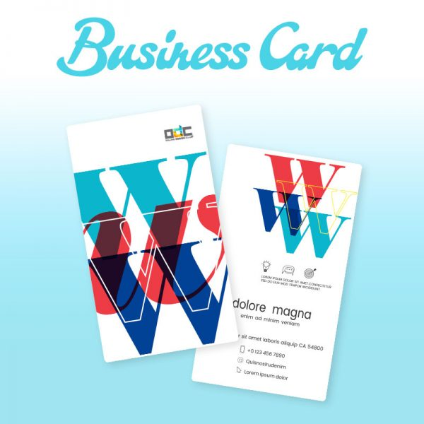 Custom Business Card Design - Online Design Club