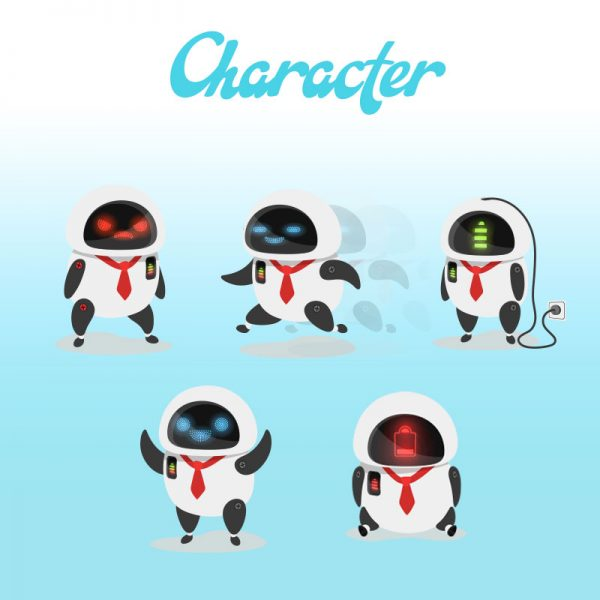 Custom Character or Mascot Design Company | Online Design Club
