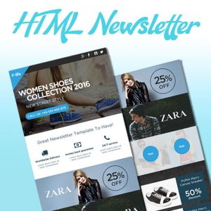 HTML Newsletter Design Company | Online Design Club