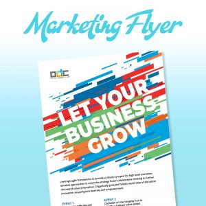 Custom Marketing Flyer Design Company | Online Design Club