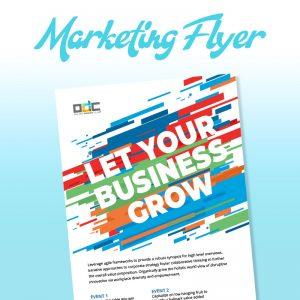 Custom Marketing Flyer Design Company | Online Design Club