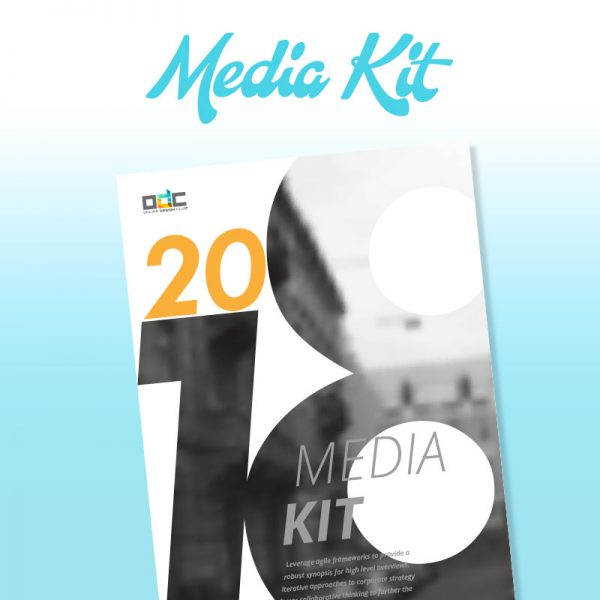Custom Media Kit Design | Online Design Club
