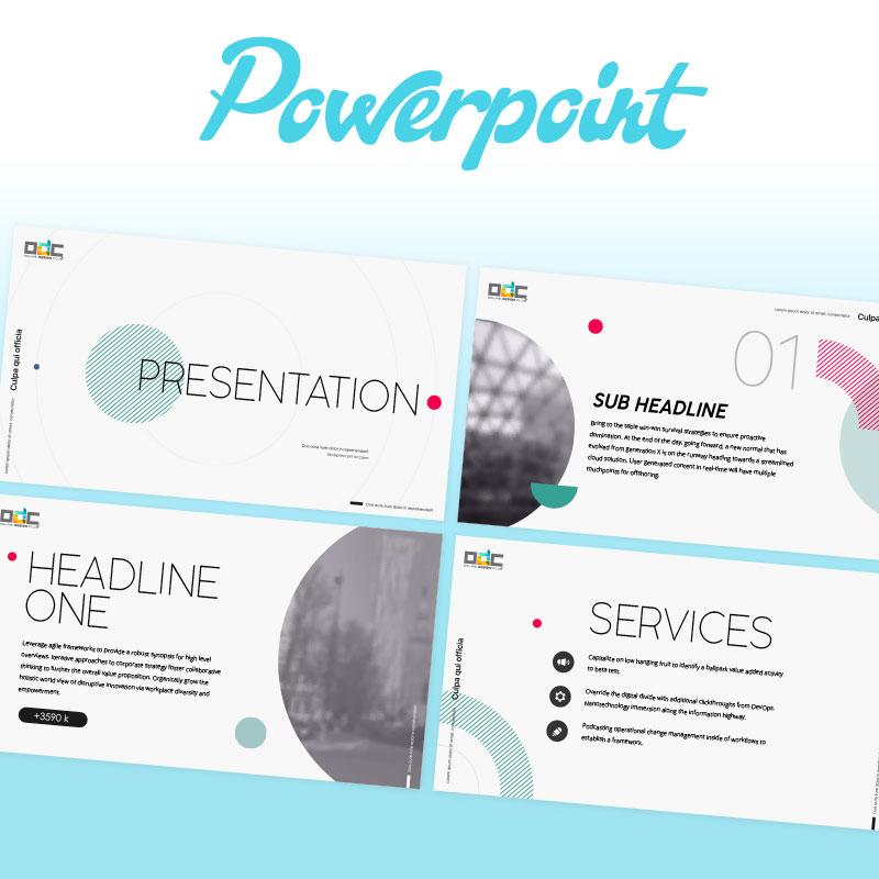 Powerpoint Template Design