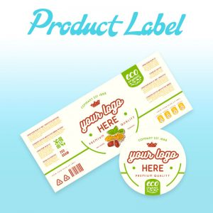 Product Label Design - Online Design Club
