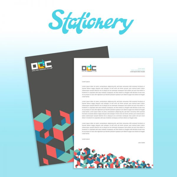 Stationery Design Company | Online Design Club