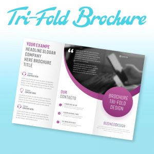 Try-Fold Brochure Design - Online Design Club