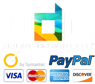 Online Design Club has Secure Checkout with Payments By PayPal