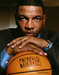 Photo Shoot of Doc Rivers | South Florida Photography
