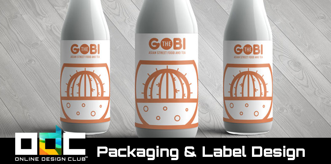 Professional packaging label design company