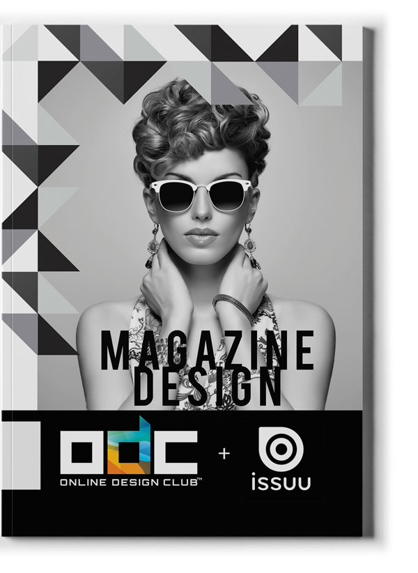 custom magazine design company issuu partner online design club