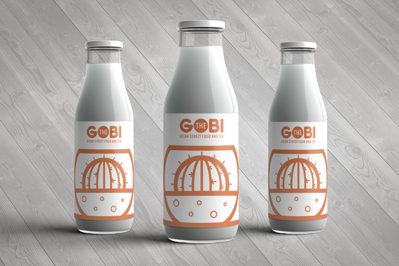 Custom Packaging and Labeling Design by Online Design Club