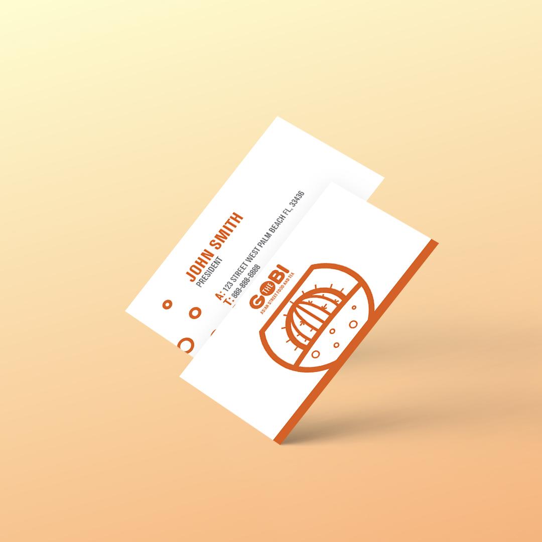 Business Card Design by Online Design Club