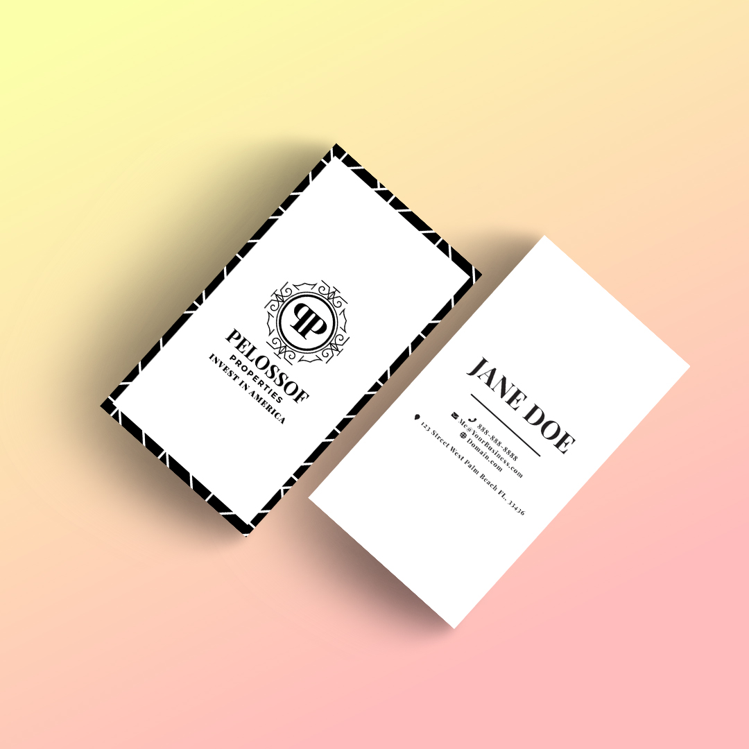 Business Card Design by Online Design Club