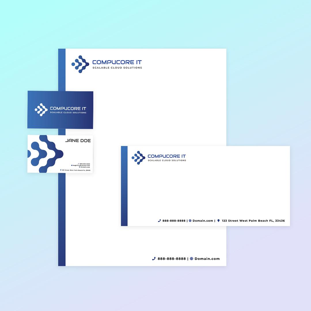 Stationery Design & Corporate Identity Design by Online Design Club