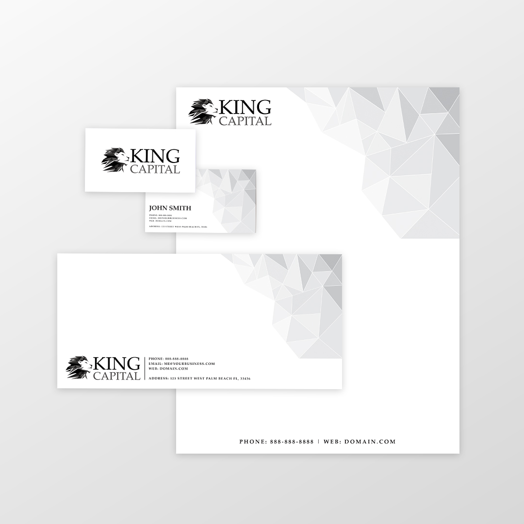 Stationery Design & Corporate Identity Design by Online Design Club